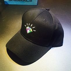 卿本佳人 - 刺繡帽子