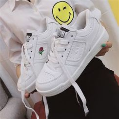 Hipsole - Embroidered Sneakers
