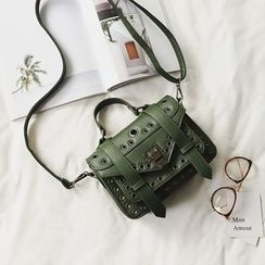 Rosanna Bags - Eyelet Detailed Satchel
