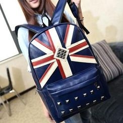 TAIPEI STAR - Union Jack Backpack