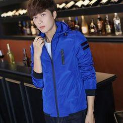 Bingham - Fleece Lined Hooded Jacket