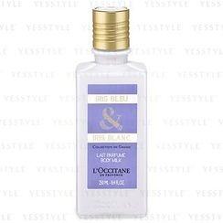 L'Occitane - Iris Bleu & Iris Blanc Body Milk