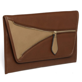 59 Seconds - Zip-Accent Clutch