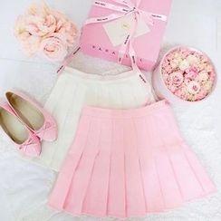 Selkie - Pleated Skirt