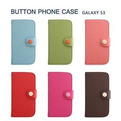iswas - Contrast-Button Galaxy S3 Case