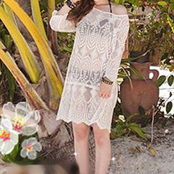 Sewwi - Lace Cover-Up