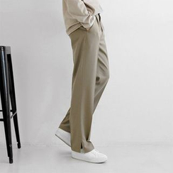 Seoul Homme - Wide-Leg Dress Pants