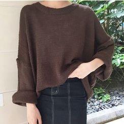 MATO - Plain Long Sweater