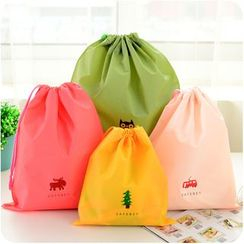 Desu - Drawstring Travel Storage Bag