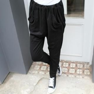 Mini Jule - Cropped Harem Pants