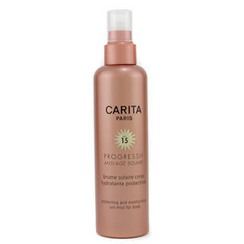 Carita - Progressif Anti-Age Solaire Protecting and Moisturizing Sun Mist for Body SPF 15