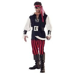 Cosgirl - Halloween Pirate Party Costume