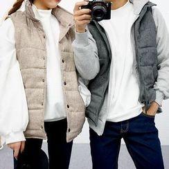 Seoul Homme - Couple Padded Vest