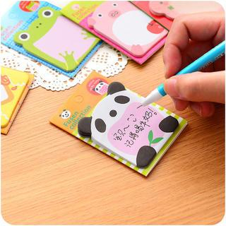 Animal Mini Sticky Notes