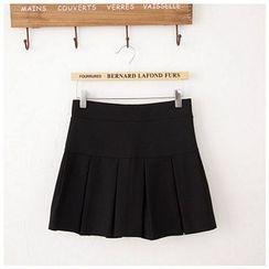 Maymaylu Dreams - Plain A-Line Skirt