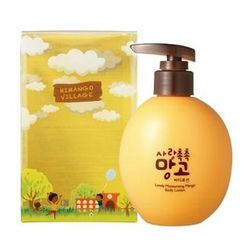 The Face Shop - Lovely Moisturizing Mango Body Lotion 250ml