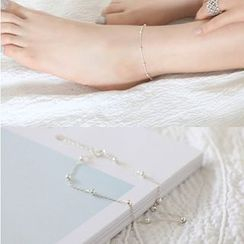MOMENT OF LOVE - Ball Anklet