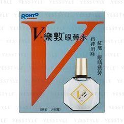 Mentholatum 曼秀雷敦 - 樂敦 V. 樂敦眼藥水