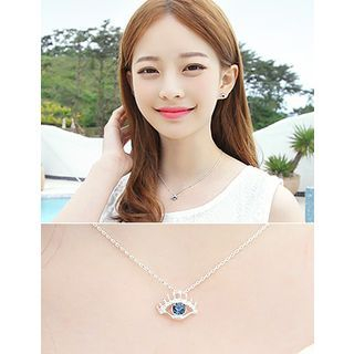 soo n soo - Eye Necklace