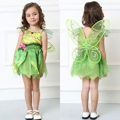 Whitsy - Kids Fairy Party Costume