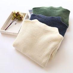 布丁坊 - 高領毛衣