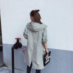 Romantica - Hooded Parka
