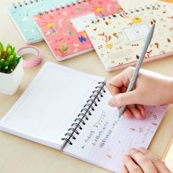 Home Simply - Floral Notebook