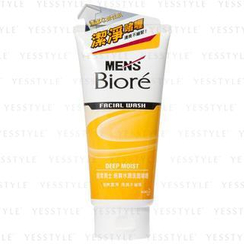 Kao - Biore Men's Facial Wash (Deep Moist)