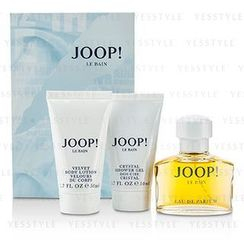 Joop - Le Bain Coffret: Eau De Parfum Spray 40ml/1.35oz + Body Lotion 50ml/1.7oz + Shower Gel 50ml/1.7oz