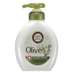 HAPPY BATH - Olive Hand Wash 250ml