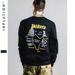 Newin - Embroidered Sweatshirt