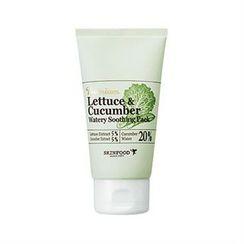 Skinfood - Premium Lettuce & Cucumber Watery Soothing Pack 100g