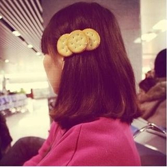Tivi Boutique - Biscuit Hair Clip
