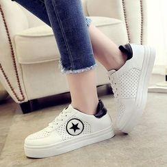 Chryse - Star Sneakers