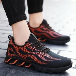 Hipsteria - Print Sneakers