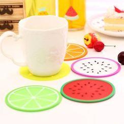 Lover's Kiss - Fruit Cup Mat