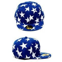 HOTBOOM - Star Print Cap