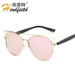 Koon - Metal Brow Bar Sunglasses