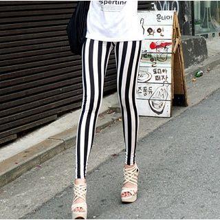 Everose - Stripe Leggings