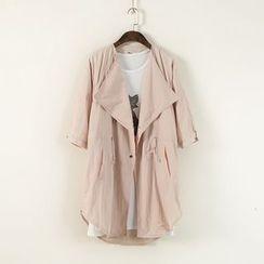 蘭芝 - 七分袖風衣