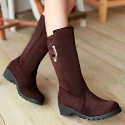 TALLY - 中筒靴