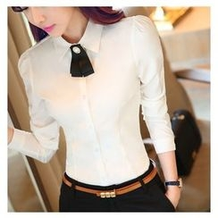 Arcadian - Dress Shirt / Pencil Skirt