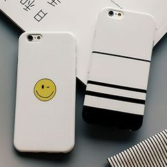 Casei Colour - Smiley Print iPhone 6 / 6 Plus Case