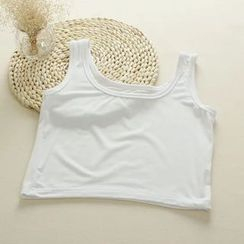 Mushi - Plain Bra Top