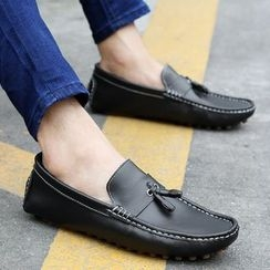 Easy Steps - Faux-Leather Loafers