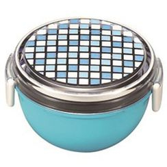 Miyamoto Sangyo - Palette Bowl Lunch Box (Blue)