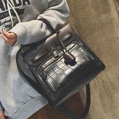 优尚良品 - 仿皮手提包