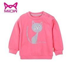 MiiOW - Kids Printed Pullover