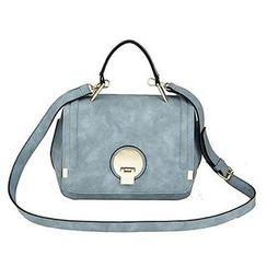 Youme - Flap Shoulder Bag