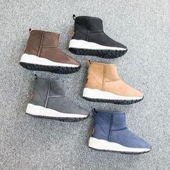 VIVIER - Platform Snow Boots
